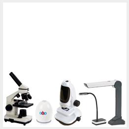 Документ-камери и микроскопи